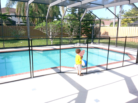 Baby Guard Pool Fence Of Palm Beach And Broward Florida